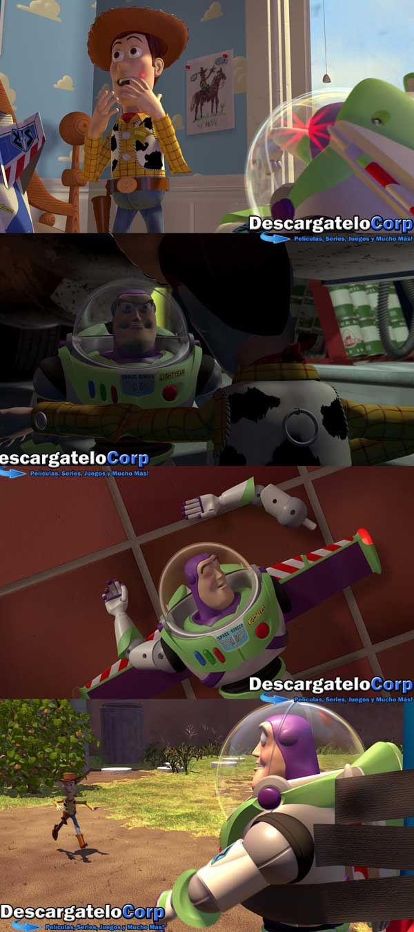 Descargar Toy Story HD 1080p Latino