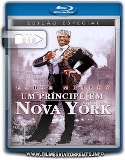 Um Príncipe em Nova York Torrent – BluRay Rip 720p Dublado