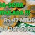 Mega-Sena está acumulada e pode pagar R$ 47 Hoje 30/09/2017