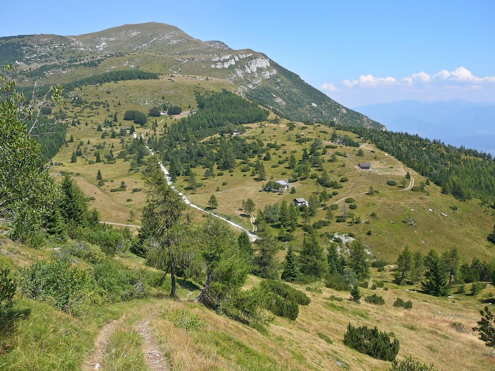 Trentino mtb trails mountain bike garda trentino percorsi for Monti del trentino