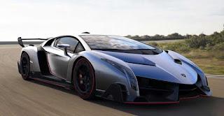 2016 Lamborghini Veneno Exotic Cars