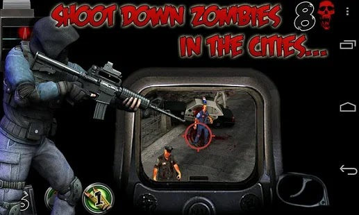 Shooting club 3: Zombies attack! Apk  Free on Android Game Download