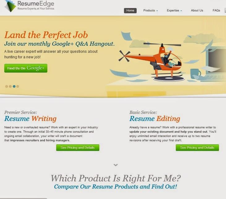 Jennifer\u0027s Resume Writing Services Reviews ResumeEdge Review