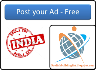 Top High PR Classified Ads Sites List for India