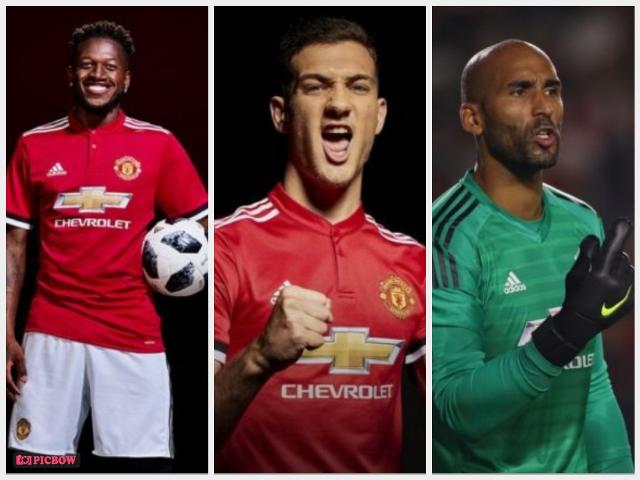 Daftar Transfer Pemain Manchester United 2018-2019