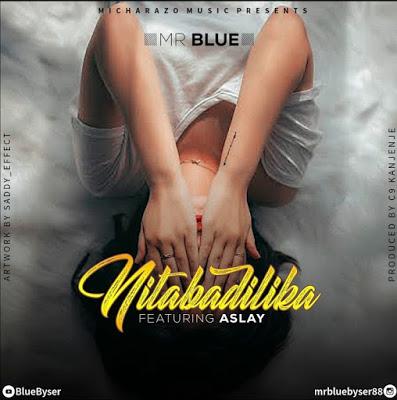 Download Audio | Mr Blue ft Aslay - Nitabadilika