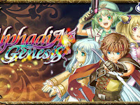 RPG Alphadia Genesis Mod APK Unlimited Money