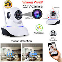 AGEN JUAL KAMERA CCTV WIRELESS