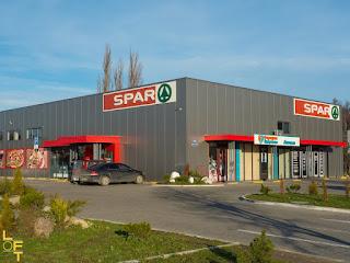 Супер-маркет SPAR - г.Калининград, г.Зеленоградск, г.Светлый, г.Балтийск