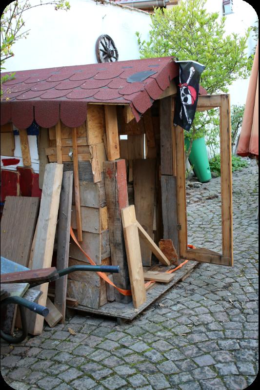 Lasses Piratenhaus | Arthurs Tochter kocht von Astrid Paul