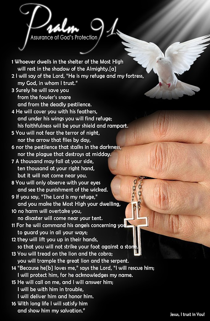 Psalm 91 Assurance of God's Protection