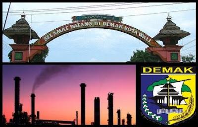 sentra industri manufaktur di kabupaten Demak Jateng