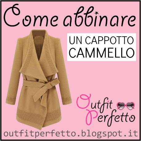 Come abbinare un cappotto cammello