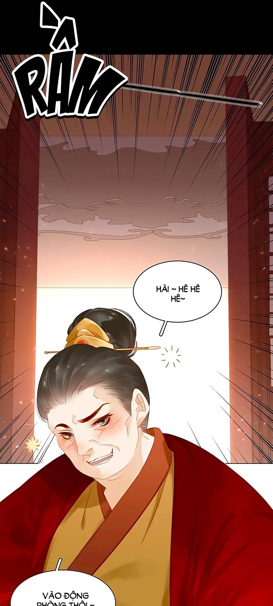 Tiểu sư phụ, tóc giả của ngài rơi rồi! chap 12 - Trang 22