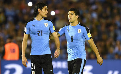 Live Streaming Uruguay vs Rusia