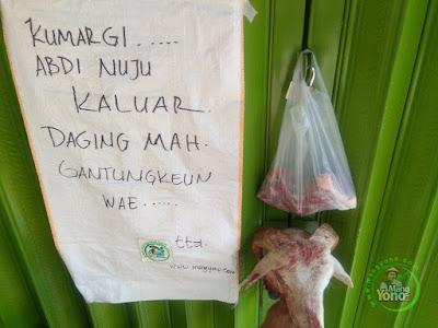 FOTO 2 :    Tips Jitu Saat Idul Adha,    Jangan Takut Gak Kebagian Daging