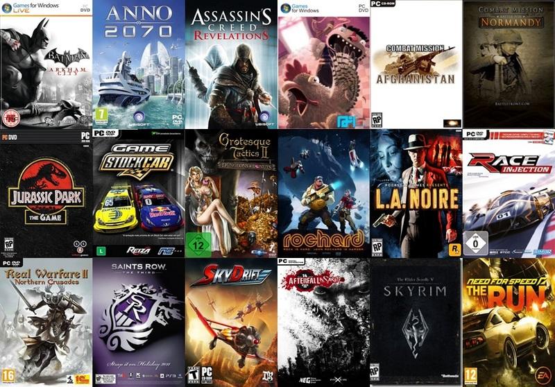 Games Liste