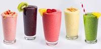 Cemilan Sehat Anak Untuk Mencegah Obesitas - Smoothies