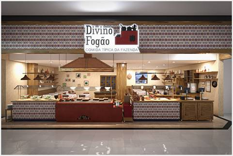 Divino Fogão inaugura loja em São José do Rio Preto