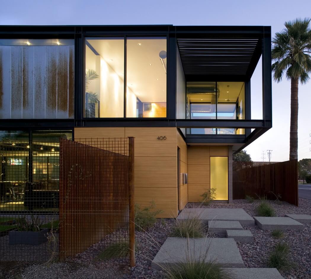 66 Desain Rumah Minimalis Industrial Desain Rumah Minimalis Terbaru