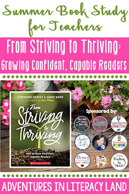 From Striving to Thriving: Ensure Access to and Choice of Books - Explore ways to build a comprehensive classroom library while providing students with choice and ample access to books.