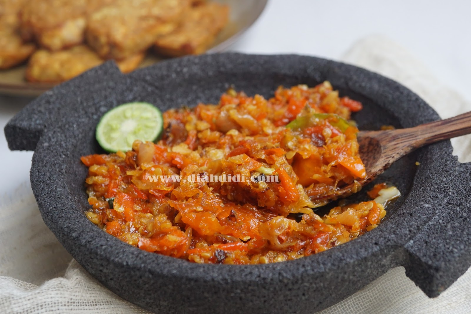 Diah Didi S Kitchen Sambal Bawang Matang