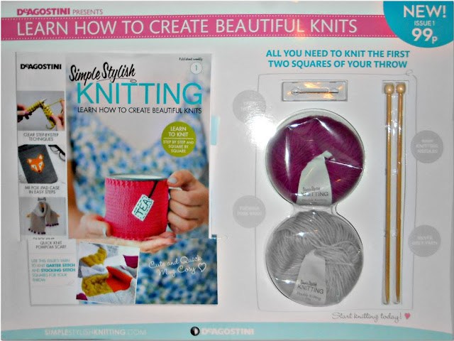 Simple Stylish Knitting Issue One