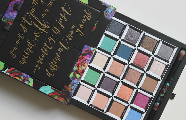 Urban Decay Disney Alice in Wonderland Eyeshadow Palette Review