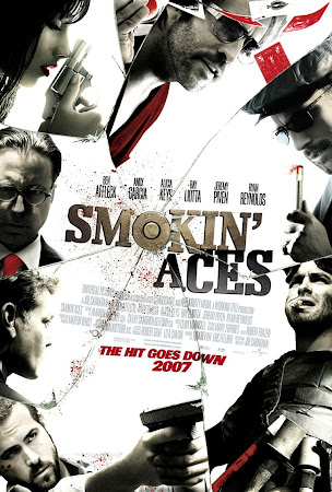 Poster Of Smokin' Aces 2006 In Hindi Bluray 720P Free Download