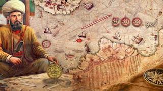 اول من رسم الخريطة,العالم العربي الشريف الإدريسي