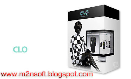 Download Clo Enterprise V3 X64 Clothing Three Dimensional Design Software M2nsoft