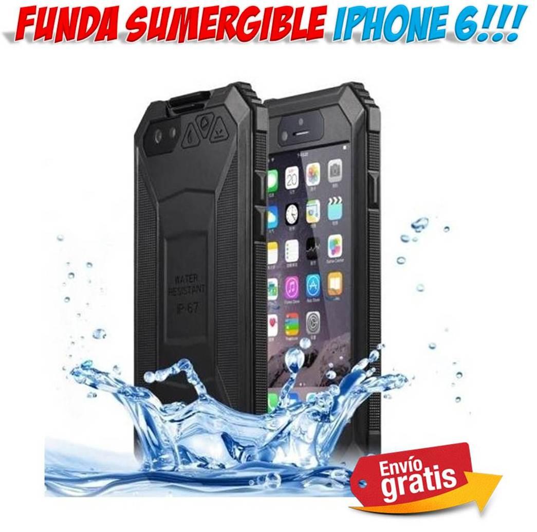 comprar funda sumergible iphone 6