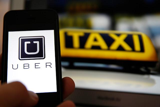 Merinding! Kisah Hantu Naik Uber Kena Tarif Rp 2 Ribu