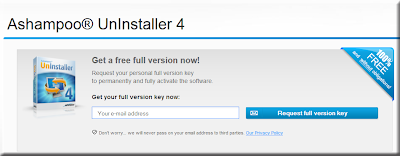 Get Ashampoo Uninstaller 4 With Genuine And Legal Serial Key