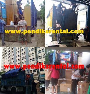 Jasa Angkutan Truk di Jakarta