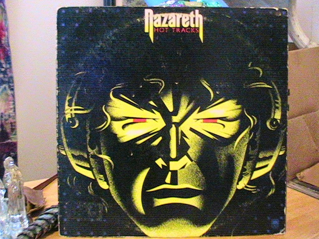 Down Underground Nazareth St Lp 72 W Exercises Lp 72 W