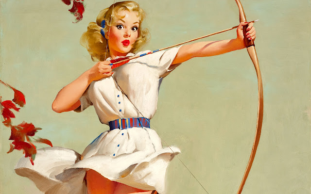 Wallpaper Collections: Pin-up Girls Wallpapers
