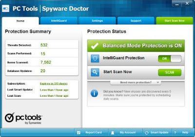 Spyware Doctor 9.0