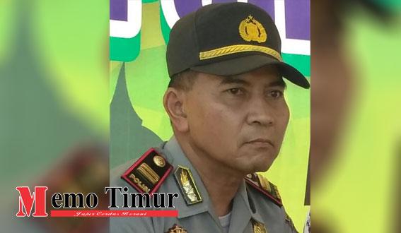 Kapolsek Padang, Iptu Tony Supartono