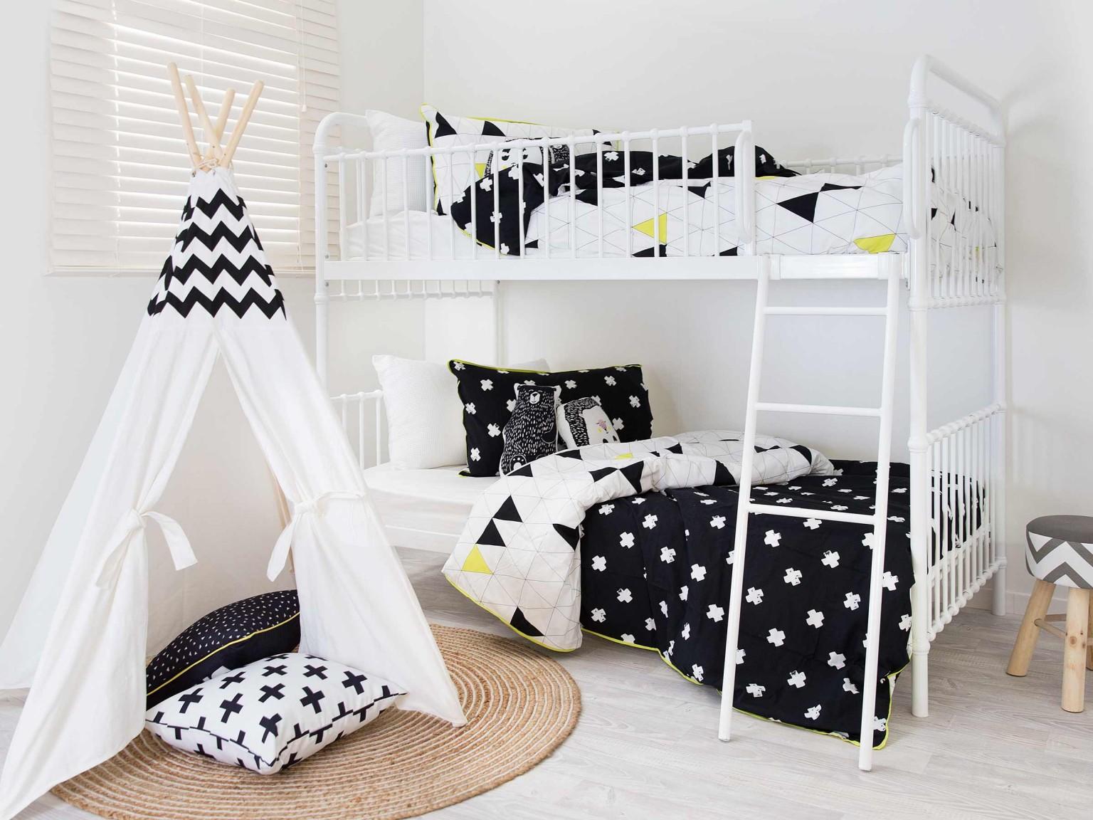 Mocka Sonata Bunk Bed MissMollyCoddle