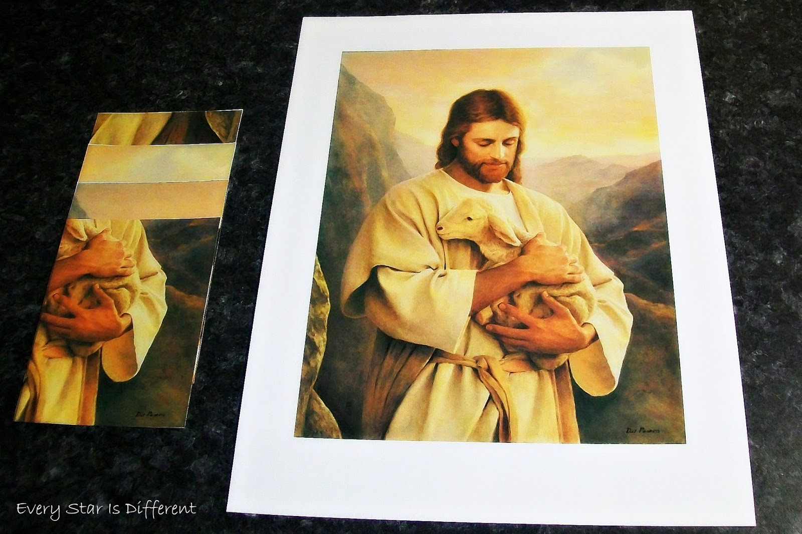 the lord is my shepherd puzzle