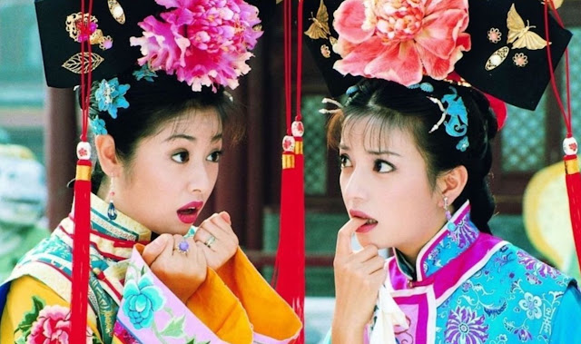 Vicki Zhao Ruby Lin My Fair Princess 1998
