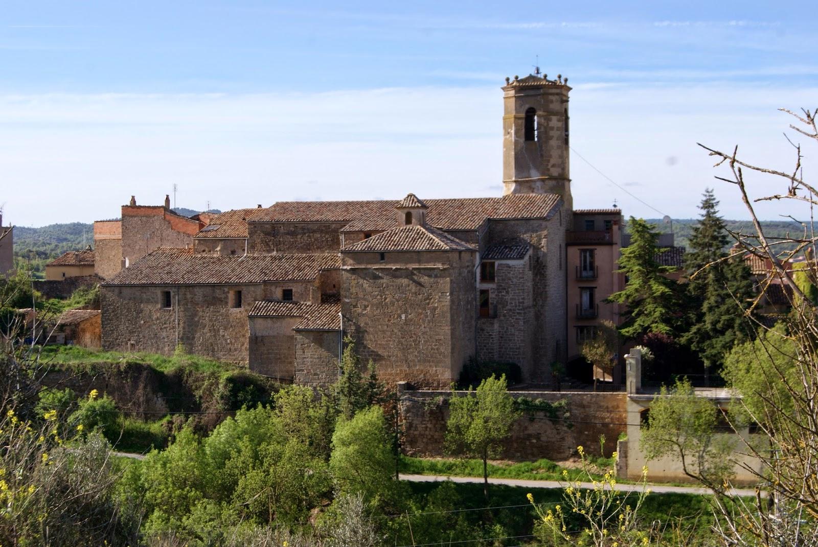 Església de Torà per Teresa Grau Ros