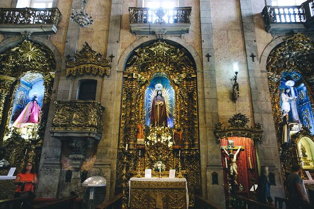 カルモ教会(Igreja do Carmo)