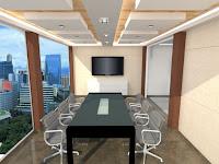 Gunakan Jasa Desain Interior Kantor agar Ruang Kerja Lebih Nyaman