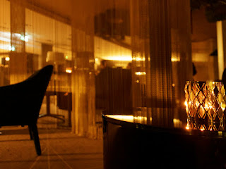 Earth Hour, Hilton Tallinn Park Executive Lounge