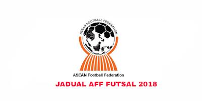 Jadual dan Keputusan Perlawanan Kejohanan AFF Futsal 2018