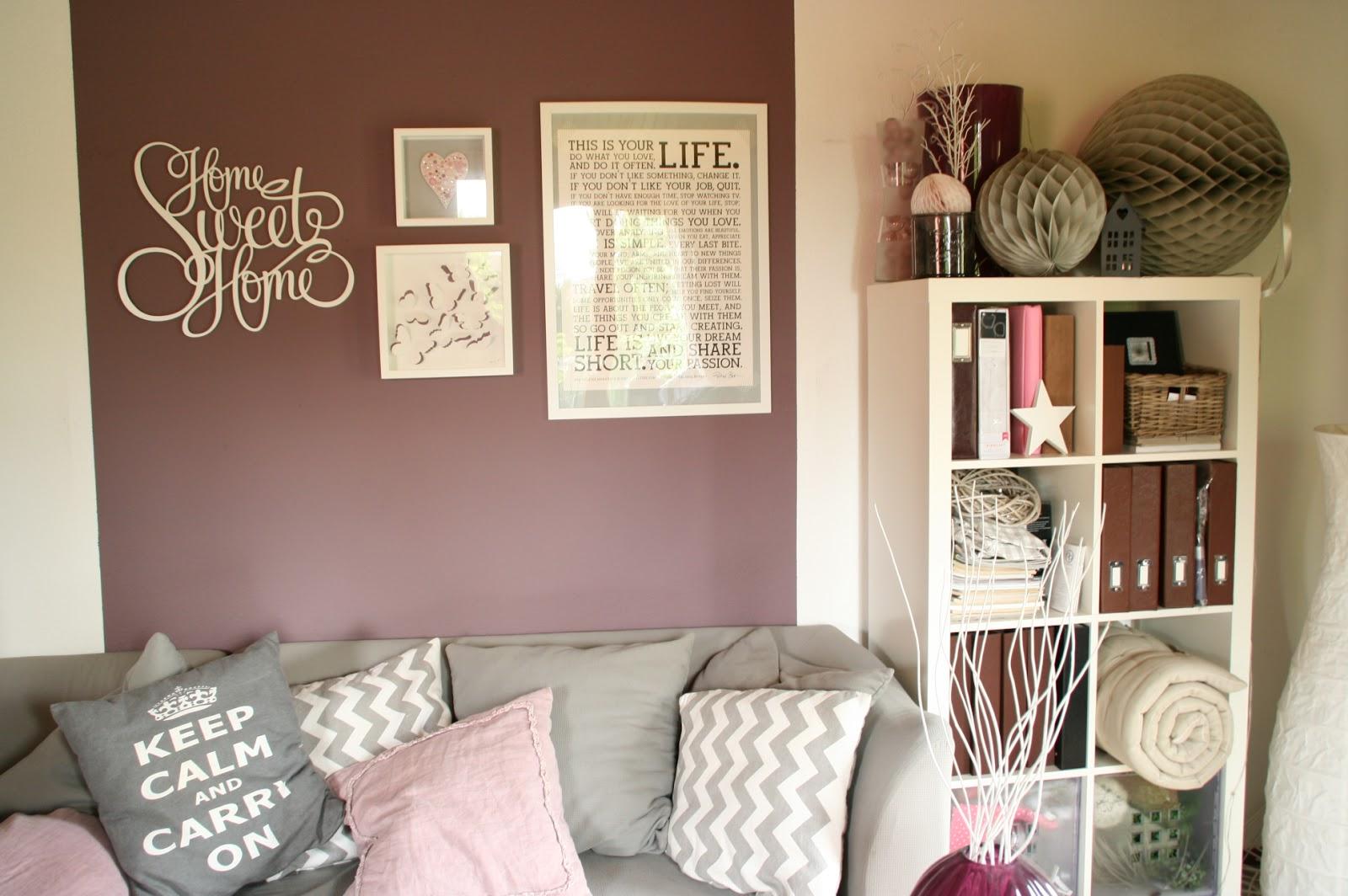 Mein wohnzimmer projekt bilderwand made by - Bilderwand wohnzimmer ...