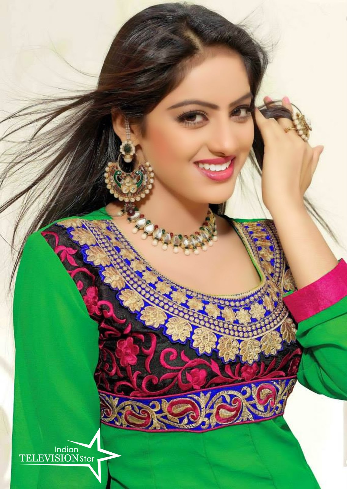 Indian Television Star Deepika Singh Indian Television -6546