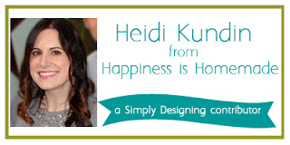 Heidi Kundin Moms Craft Space blog post graphic Button Art Tree a Great Kids Craft 1 button art